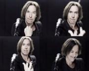 """Screenshots are taken from Gyllene Tider's """"Man blir yr"""" video"""