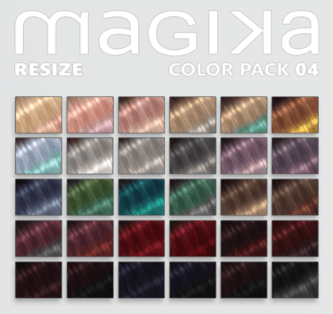 magika color pack 04