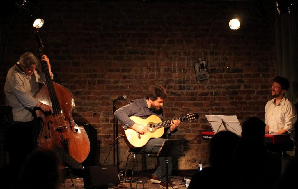 FOTOS: João Luís Trio (9.6.2019)