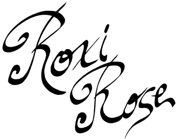 semn black sign roxi rose