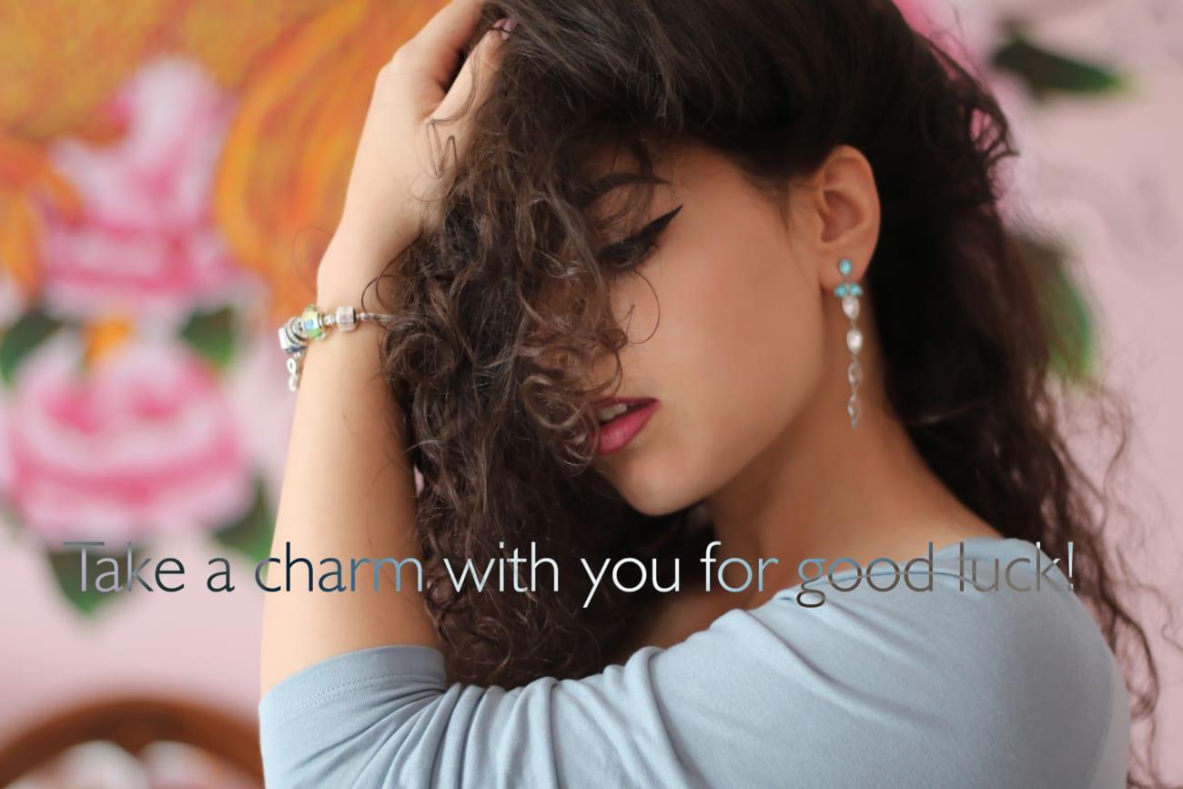 Good luck charms?!