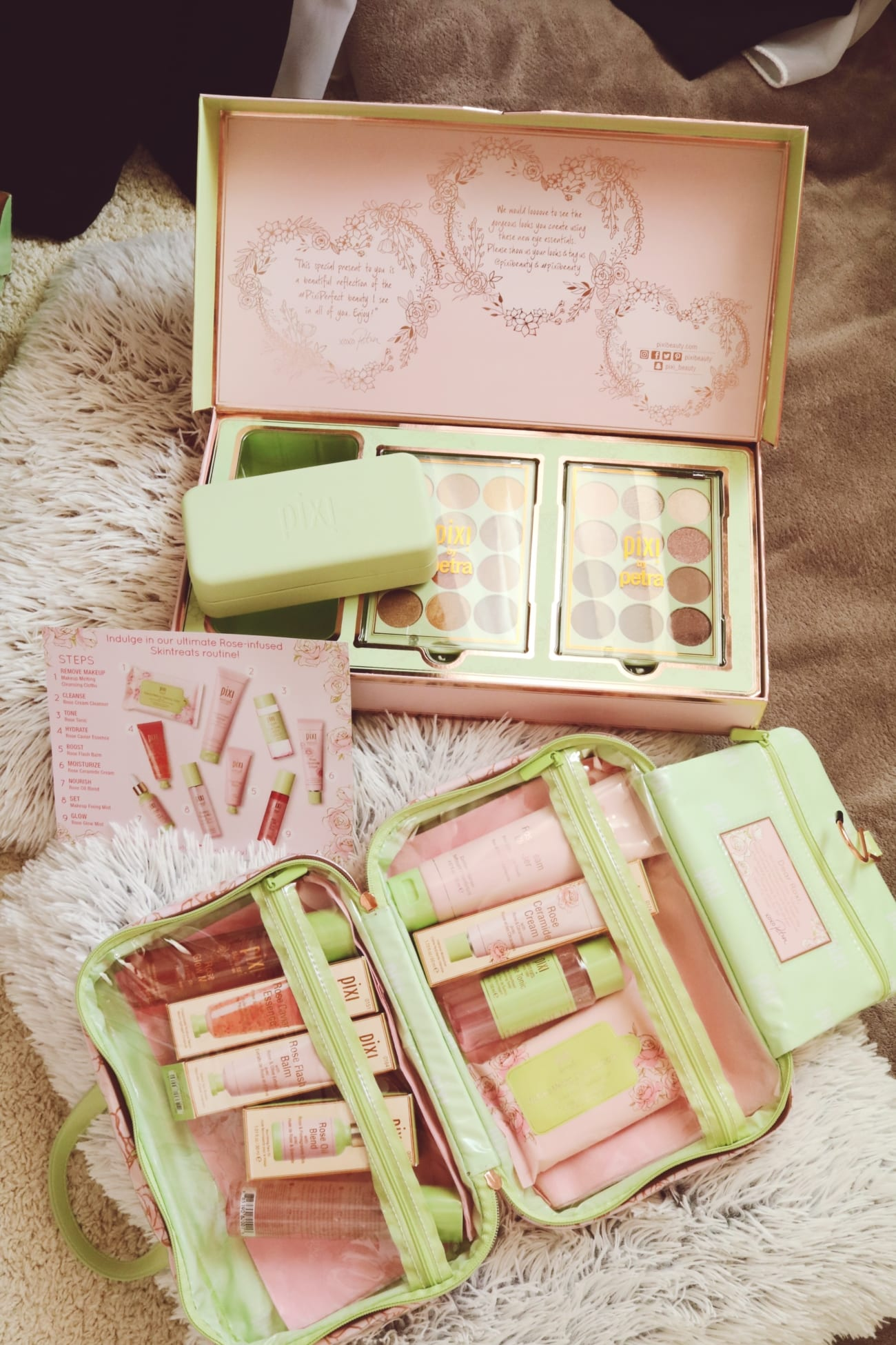 ? Pixi Beauty News & What can you find at Sephora Romania
