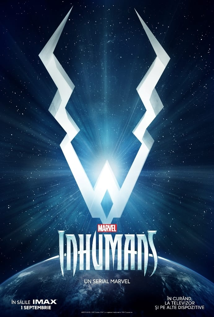 Inhumans by Marvel