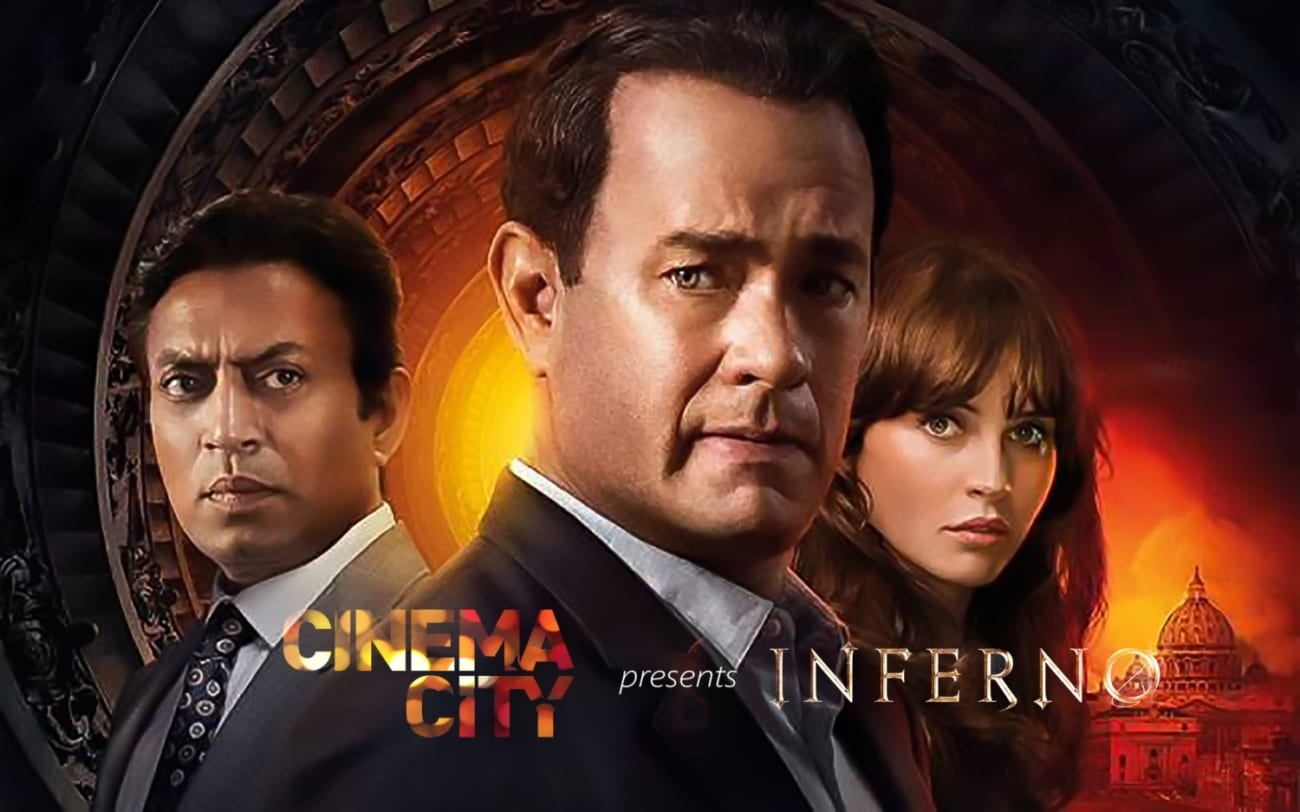 avampremiera inferno cinemacity timisoara shopping city imax 4dx pareri spoiler review