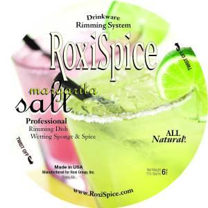 Salt dispenser crop
