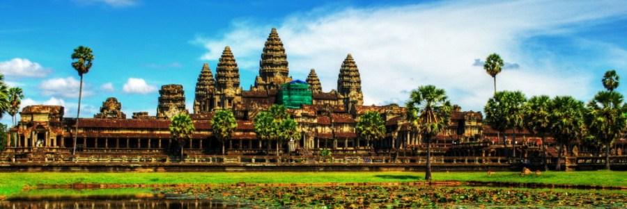 Будистка мъдрост за всеки ден @ Виетнам, Камбоджа и Тайланд