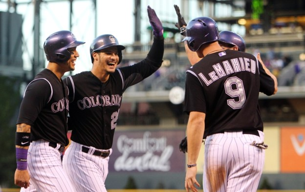 Image result for colorado rockies win