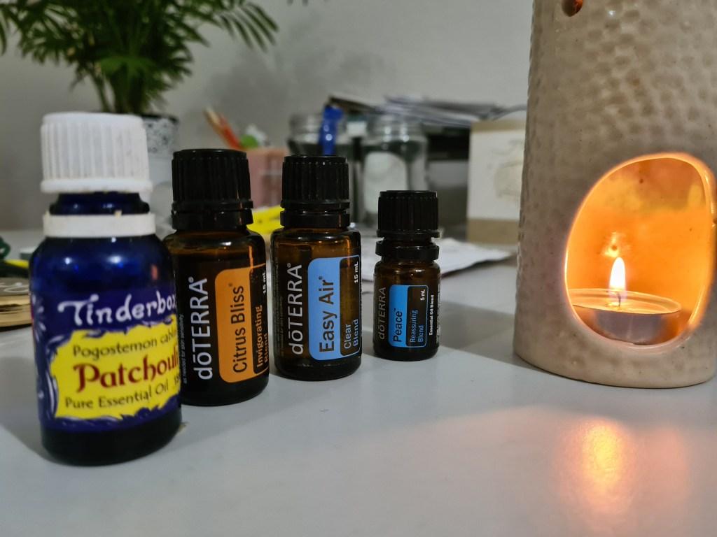Beautiful essential oils
