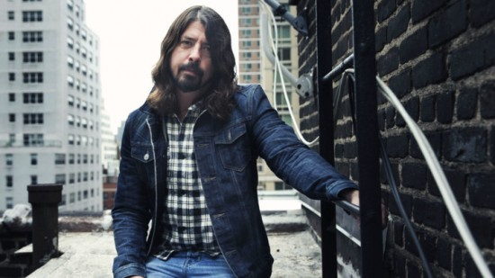 Dave Grohl Portrait Session