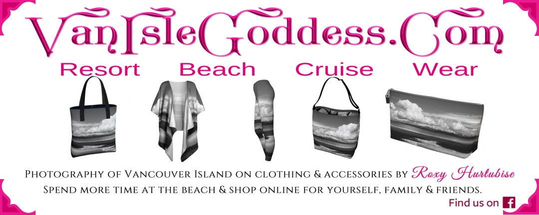 Van Isle Goddess Apparel for Resort Beach Cruise Travel wear