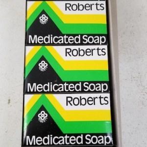 Roberts Medicated Soap-royacshop.com