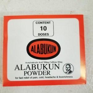 Alabukun Powder - royacshop.com