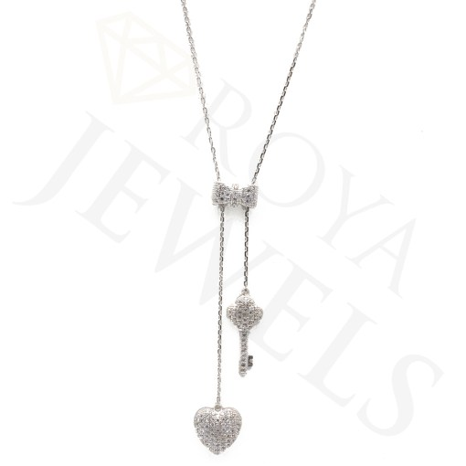Necklace Heart Roya Jewels