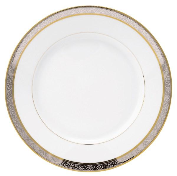 Assiette plate - Orléans