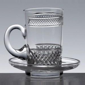 Tasse thé Séville - Cristal de Paris