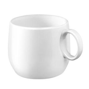 Tasse café thé Yaka Blanc - Médard de Noblat