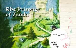 アンソニー・ホープ, Anthony Hope, ゼンダ城の虜, The Prisoner of Zenda, Macmillan Readers, Beginner, Ruritania, ルリタニア王国