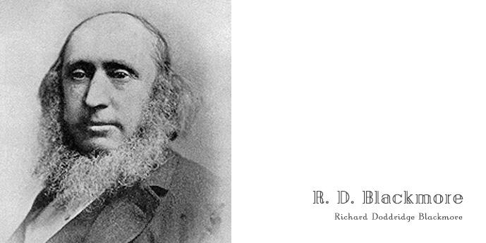 R. D. ブラックモア, リチャード・ブラックモア, R. D. Blackmore, Richard Doddridge Blackmore, Lorna Doone, ローナ・ドゥーン, 肖像画, イギリス, マクミランリーダーズ, Macmillan Readers, Beginner, Level 2