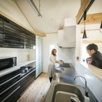 綴喜郡に建てる 超高性能住宅 モダン