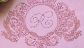 Дизайн машинная вышивка janome