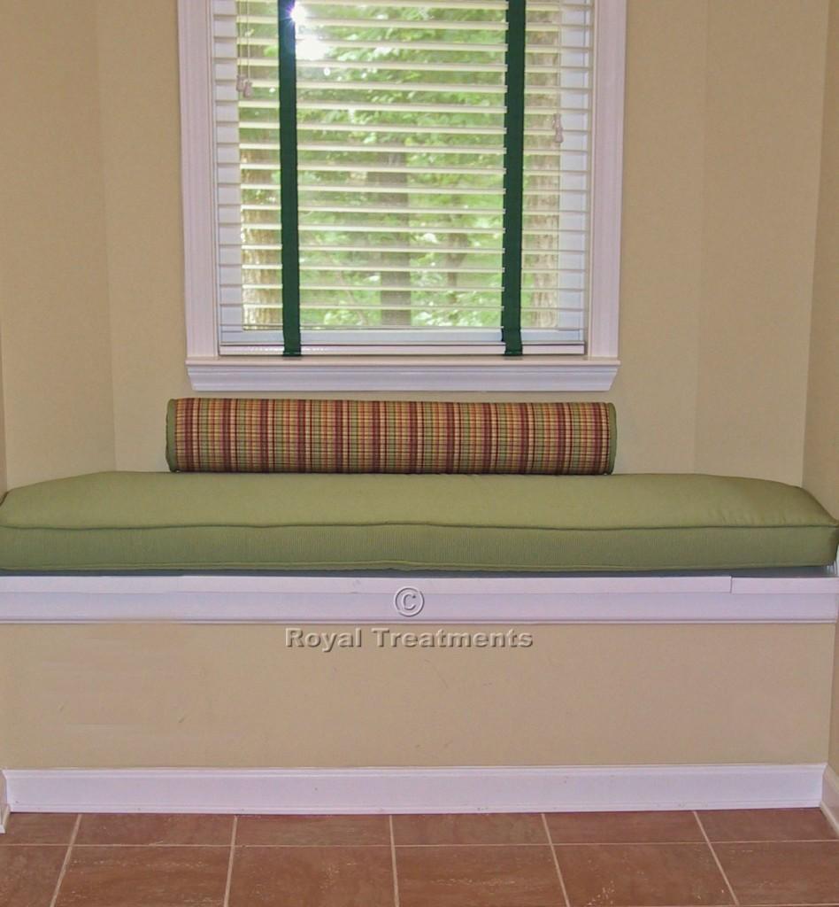 Custom Made Outdoor Bench Cushions