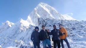 エベレスト カラパタール