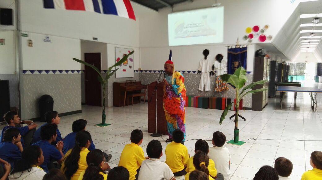 Día de la Cultura Afrocostarricense 2016