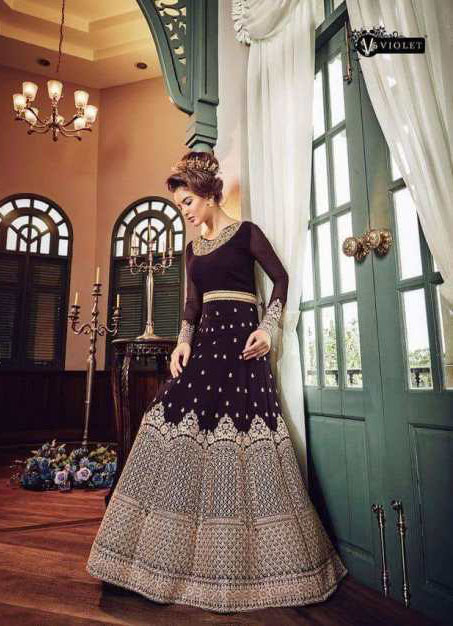 impeccable-wine-color-heavy-georgette-embroidery-stone-work-suit