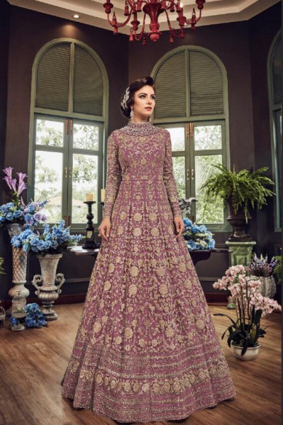compassionate-purple-color-embroidery-and-sequence-work-anarkali-suit