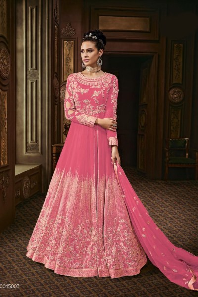 harmonious-pink-color-heavy-georgette-with-stone-work-anarkali-suit
