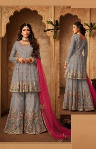 dazzling-grey-color-net-with-embroidery-work-salwar-suit