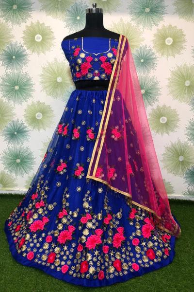 vibrant-royal-blue-color-heavy-net-exclusive-wedding-wear-lehenga-choli