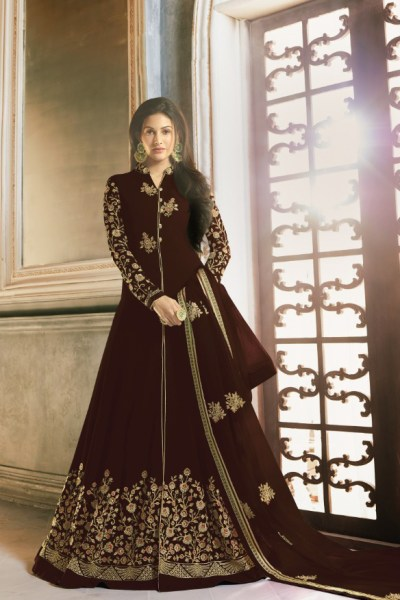 perfect-brown-color-faux-georgette-with-embroidery-stone-work-anarkali-suit