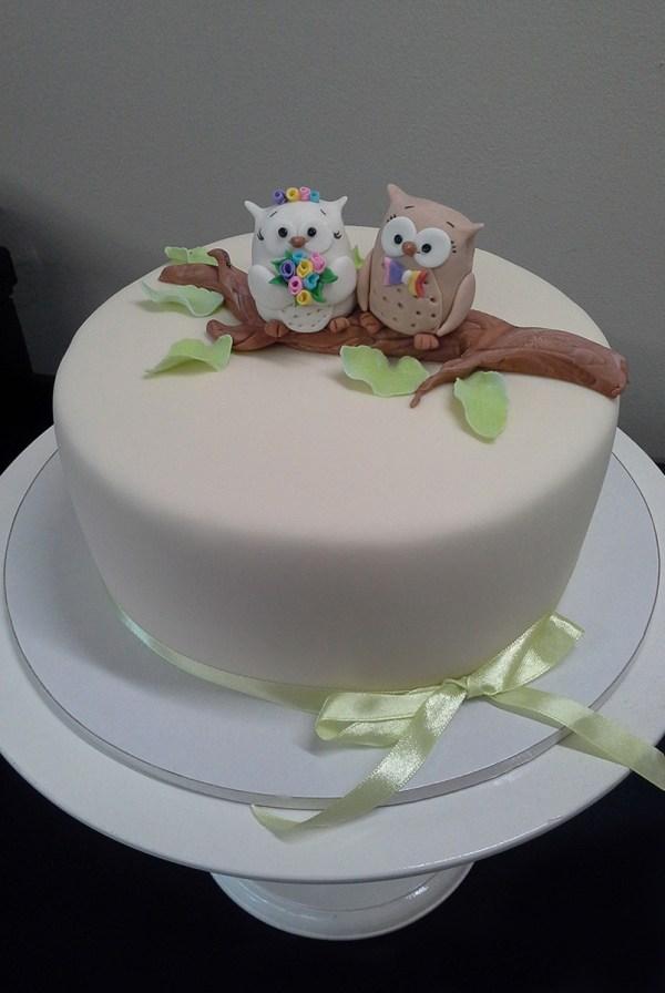 Свадебные торты №15