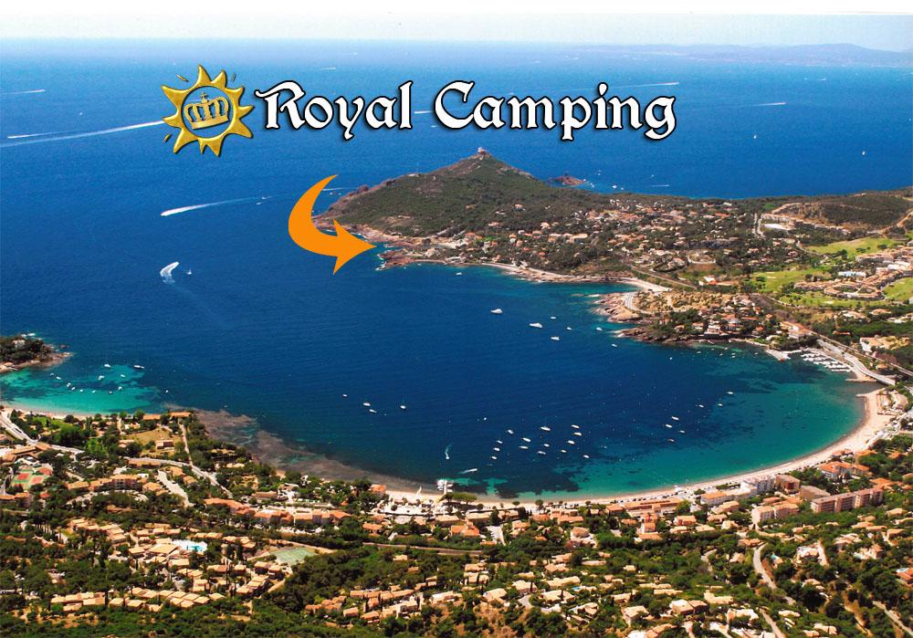 Royal Camping Agay Dramont var esterel