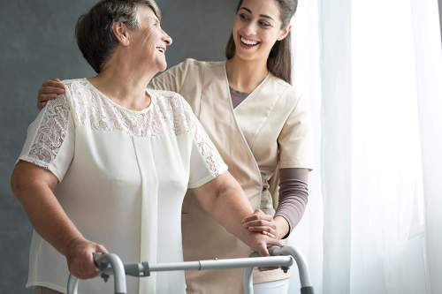 Caring for the Caregivers for Osteoporosis Patients