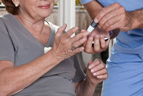 In Home Care Providers for Elderly with Diabetes