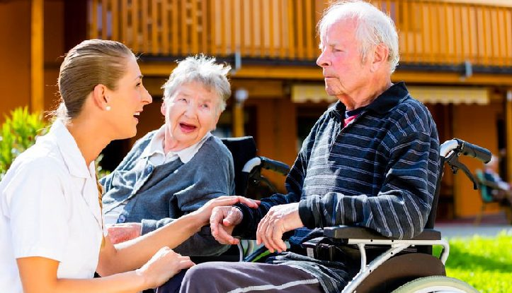 Registered Home Care Aide for Stroke Patients