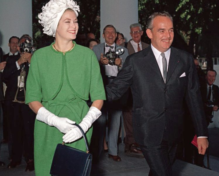 Looking back at the wedding of Prince Rainier and Princess Grace – Royal  Central
