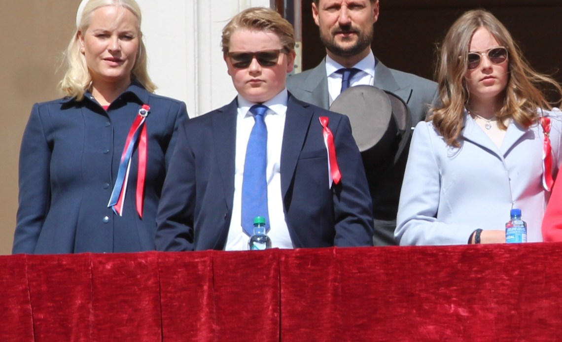 European Royals In The British Line Of Succession Norway S Royal Family Royal Central