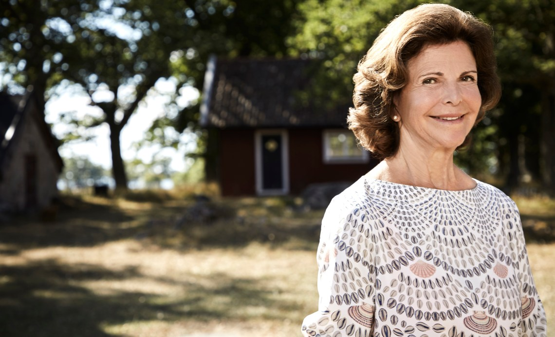 Who Is Queen Silvia Of Sweden Royal Central