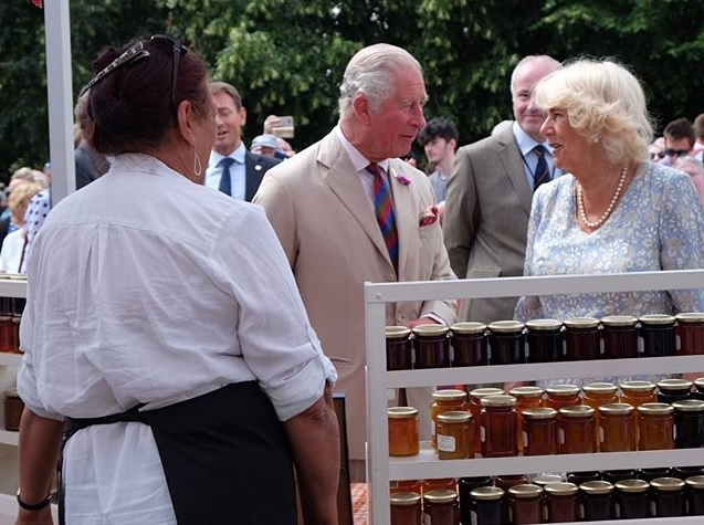 GALLERY: Charles and Camilla's South West Tour, in photos