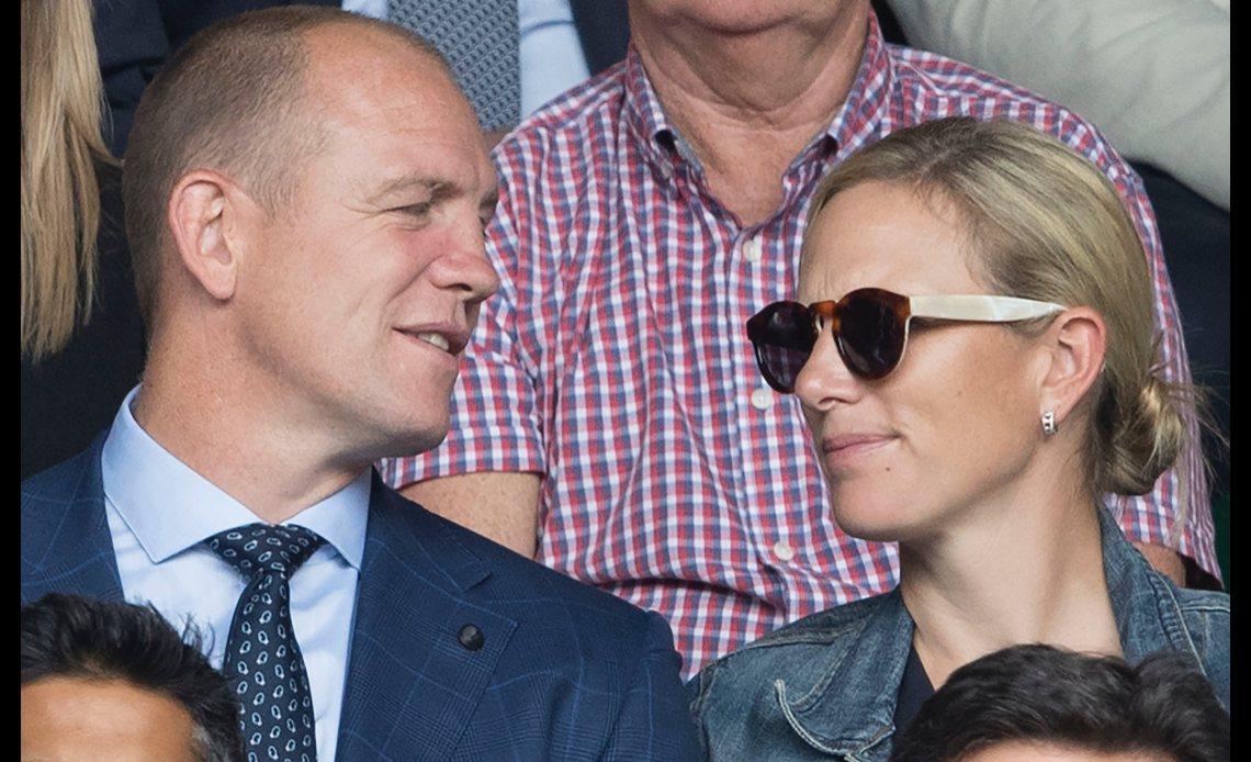 Royal Weddings: Wedding of Zara Phillips to Mike Tindall ...
