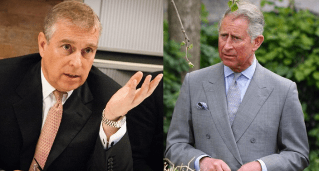 Royal experts call on Prince Charles to intervene in the Prince Andrew saga