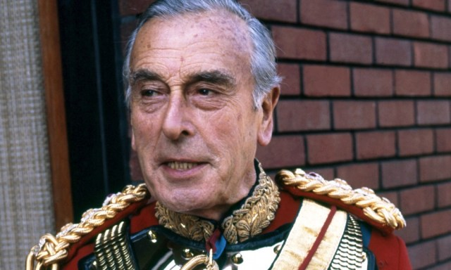 VIDEO: Newly unearthed footage shows how the BBC broke the news of Lord Mountbatten's assasination