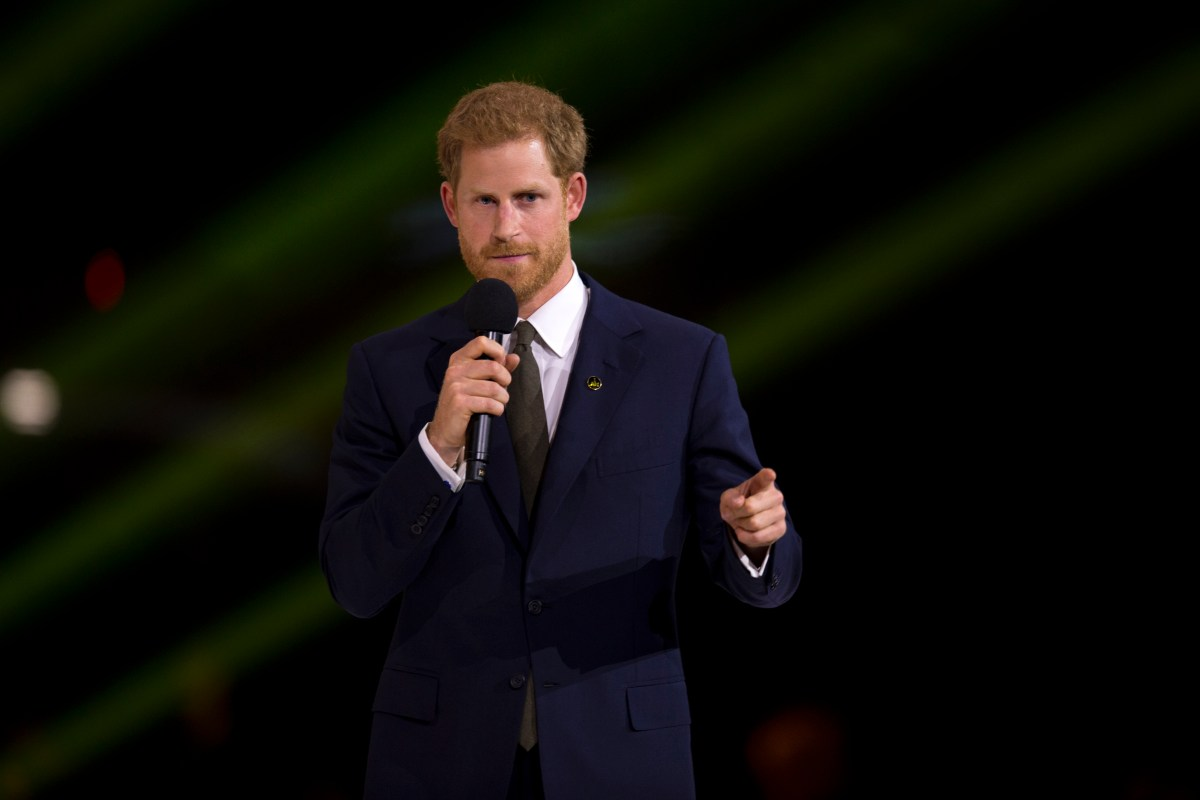 'Just Harry': the Duke of Sussex begins final round of royal engagements