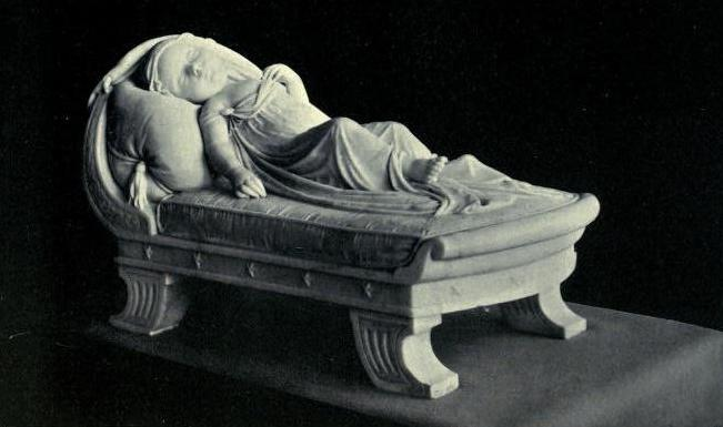 A monument to a royal child: Princess Elizabeth of Clarence