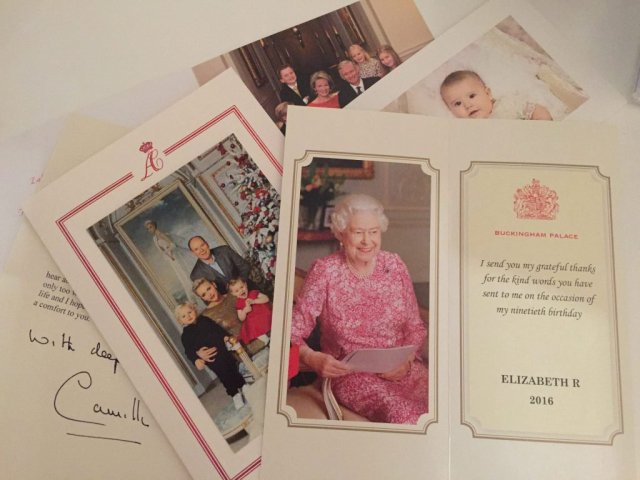 Want to write to the royals for Christmas? Here are the addresses you need