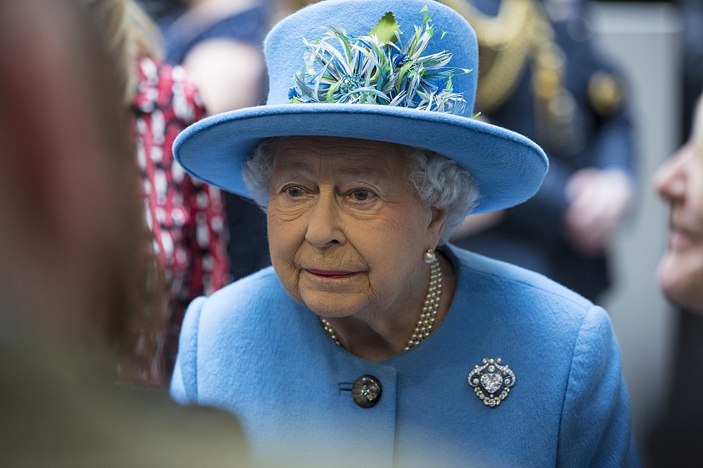 The Queen makes unannounced visit to MI5