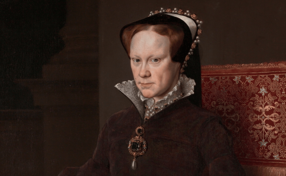 Just why is Queen Mary I known as  Bloody Mary ? – Royal Central